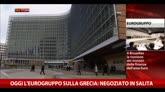 Oggi l'Eurogruppo sulla Grecia: negoziato in salita