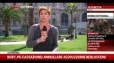 Ruby, Pg Cassazione. annullare assoluzione Berlusconi