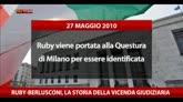 Ruby-Berlusconi, la storia della vicenda giudiziaria