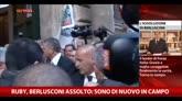 Berlusconi: ora di nuovo in campo con FI e centrodestra