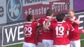 Mainz 05-Wolfsburg 1-1