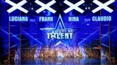 Italia's Got Talent: tiro alla fune