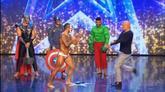 Italia's Got Talent: Bisio finisce ko!