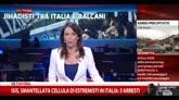 25/03/2015 - Smantellata cellula ISIS in Italia, parla Carmine Esposito
