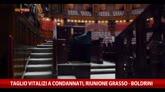Taglio vitalizi a condannati, riunione Grasso-Boldrini