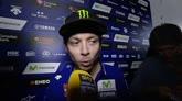 """26/03/2015 - La Yamaha non brilla, Rossi: """"Siamo un po' in difficoltà"""""""
