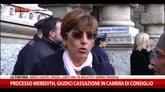 27/03/2015 - Processo Meredith, intervista a Giulia Bongiorno