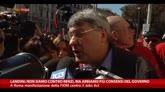 28/03/2015 - Landini: non siamo contro Renzi, ma abbiamo più consensi
