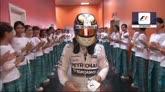 GP Malesia, il commento di Lewis Hamilton