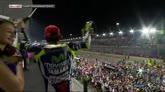 29/03/2015 - GP Qatar, la MotoGP canta Mameli: podio tutto italiano