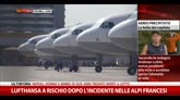 30/03/2015 - Lufthansa a rischio dopo incidente nelle Alpi francesi