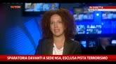 30/03/2015 - Sparatoria davanti a sede NSA, escluso terrorismo
