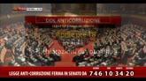 DDL anticorruzione, la discussione riparte oggi in Senato