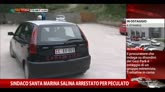 31/03/2015 - Sindaco Santa Marina Salina arrestato per peculato