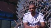 "31/03/2015 - ESCLUSIVA. Juan Jesus: ""Difenderò l'Inter con spade e scudi"""