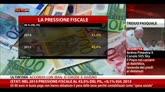 Istat: nel 2014 pressione fiscale al 43,5% del Pil