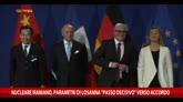 Iran, accordo sul nucleare