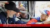 04/04/2015 - Cuba, riappare in pubblico Fidel Castro