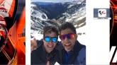 04/04/2015 - Da Tavullia alle Andorre, la Pasqua dei piloti della MotoGP