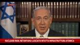 05/04/2015 - Nucleare Iran, Netanyahu: intatta l'infrastruttura atomica