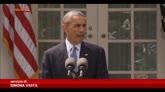06/04/2015 - Netanyahu attacca accordo con Iran, Obama: nessuna minaccia