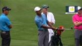 Golf, caccia alla giacca verde