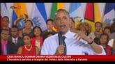 10/04/2015 - Casa Bianca, Obama vedrà Raul Castro