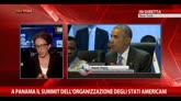 11/04/2015 - Summit americhe, Obama: è un'occasione storica
