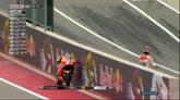 12/04/2015 - Marquez fenomeno: di corsa a prendere la moto da pole