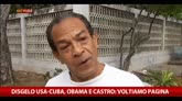 12/04/2015 - Disgelo Usa-Cuba, Obama e Castro: voltiamo pagina
