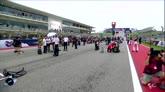 GP Austin, Moto3: vince Kent, Fenati ottavi. Gli highlights