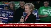 13/04/2015 - Hillary Clinton, dal SexyGate alla corsa alla Casa Bianca