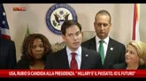 13/04/2015 - Usa, Rubio si candida alla presidenza
