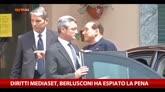 Diritti Mediaset, Berlusconi ha espiato la pena
