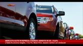 Mercato auto in ripresa a marzo: vendite in Ue +10,8%