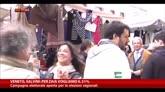 """Veneto, Salvini: """"Per Zaia vogliamo il 51%"""""""