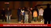 Peschereccio fermato dai libici rientrato a Mazara del Vallo