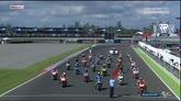GP Argentina, la partenza della MotoGP