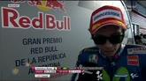 """Rossi: """"Sapevo di potercela fare. Mi spiace per Marquez"""""""