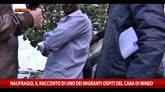 21/04/2015 - Naufragio, il racconto di due migranti ospiti del C.A.R.A.