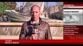 22/04/2015 - Naufragio, tanti sopravvissuti trasferiti al Cara di Mineo