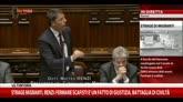 Migranti, Renzi: c'è limite a sciacallaggio di queste ore
