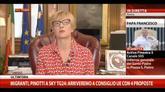 Migranti, Pinotti: arriveremo a Consiglio Ue con 4 proposte