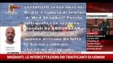 22/04/2015 - Migranti, le intercettazioni dei trafficanti di uomini