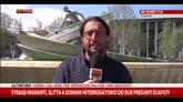 22/04/2015 - Strage migranti, domani interrogatorio dei presunti scafisti
