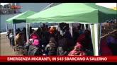 22/04/2015 - Emergenza migranti, in 545 sbarcano a Salerno