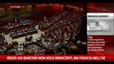 22/04/2015 - Renzi: sui barconi non solo innocenti, ma fiducia nell'UE