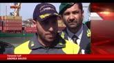 23/04/2015 - Sbarchi migranti Catania, GdF: rischiavano di affondare