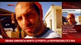 """24/04/2015 - Obama annuncia morte Lo Porto: """"La responsabilità è mia"""""""