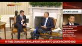 25/04/2015 - Morte Lo Porto, Nyt: Obama sapeva ma non lo disse a Renzi